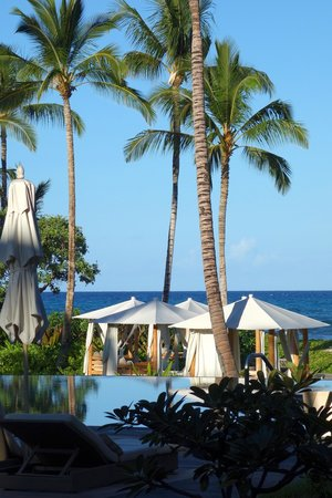 Four Seasons Resort Hualalai: The view