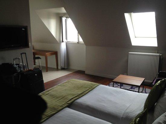 Citadines Les Halles Paris: Room