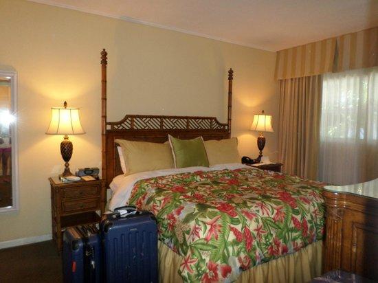 Lago Mar Beach Resort & Club: The bedroom