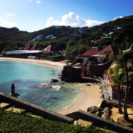 Eden Rock - St Barths: Sea paradise