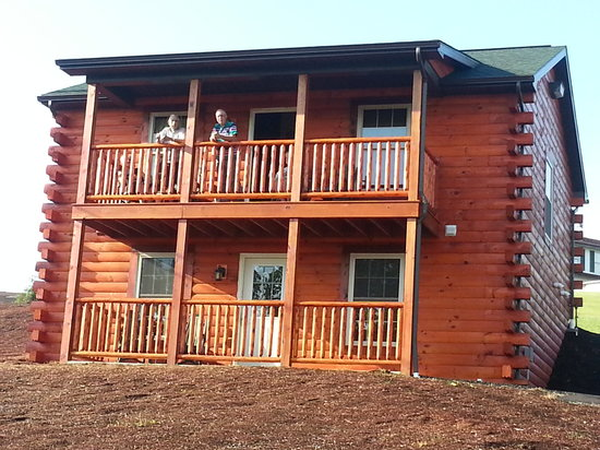 Blessings Lodge: Blessings Homestead 3 bed 3 bath cabin