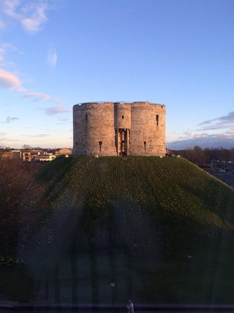 Hilton York: Room with a view!