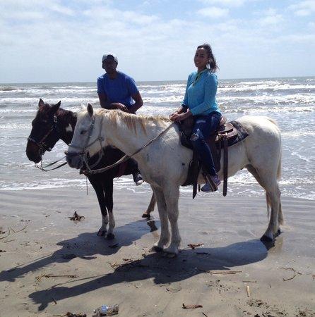 S-n-G Horseback Riding: J-T