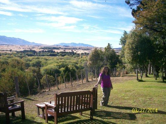 Arroyo Escondido: Vista espectacular