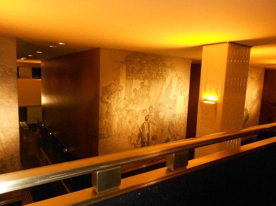 Rockefeller Center: Interior murals - pt. 2