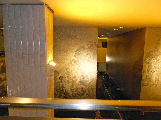 Rockefeller Center: Interior murals - pt. 1