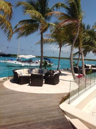 Blue Haven Resort: marina