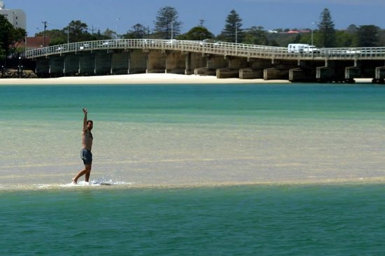 North Coast Holiday Parks Forster Beach : Summer in Forster, doesn't get much better then this.