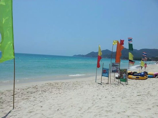 Flyboard Koh Samui Chaweng Beach : office