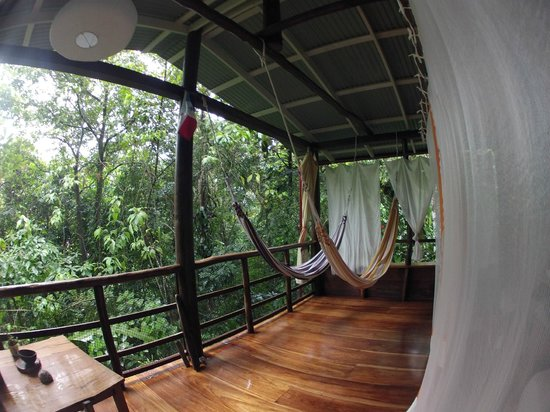 La Loma Jungle Lodge and Chocolate Farm: Rancho #1