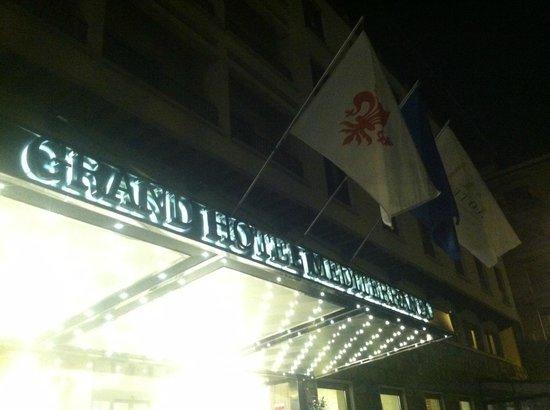 FH Grand Hotel Mediterraneo: Entrance