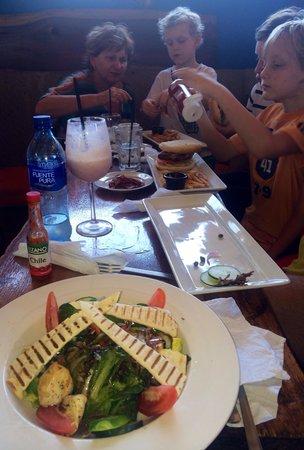 Barrio Cafe: Salad