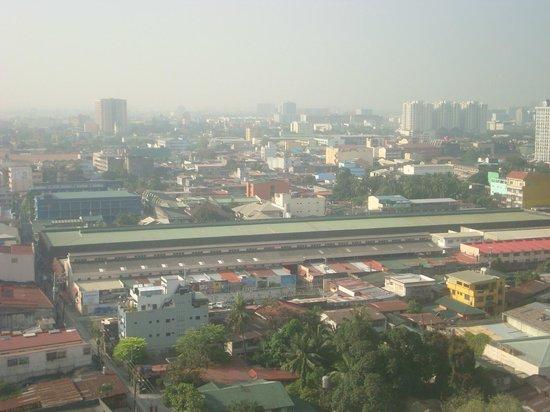 Atrium Hotel Manila: nearby location: NAIA