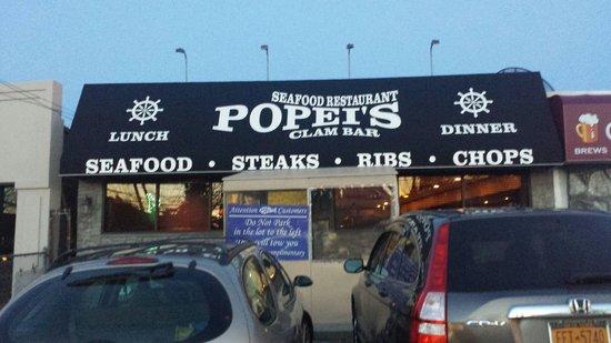 Popei's Clam Bar: Popei's