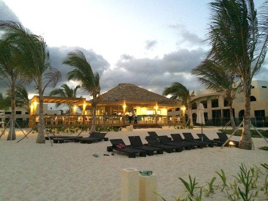 Alsol luxury village beach bar