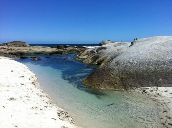 Camp's Bay Beach : Camp's Bay