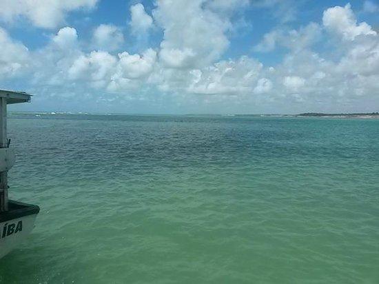 Ponta do Seixas Beach: Piscinas naturais do seixas