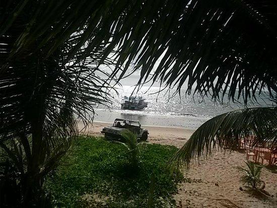 Ponta do Seixas Beach: Praia do Seixas