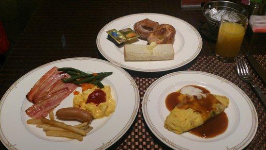 Keio Plaza Hotel Tokyo: 朝食