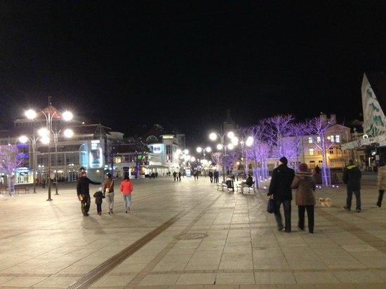 Sopot Marriott Resort & Spa: Town Centre