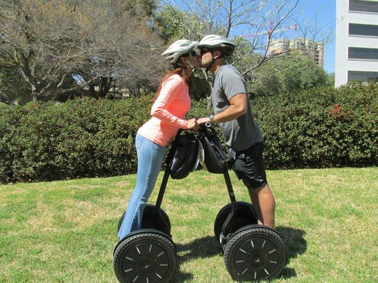 Dallas Segway Tours : Love this pic!