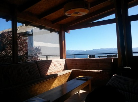 Hostel Inn Bariloche: Tv Room