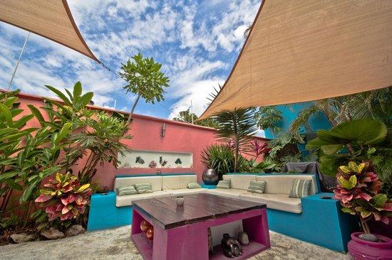 Villas Las Anclas : seating area