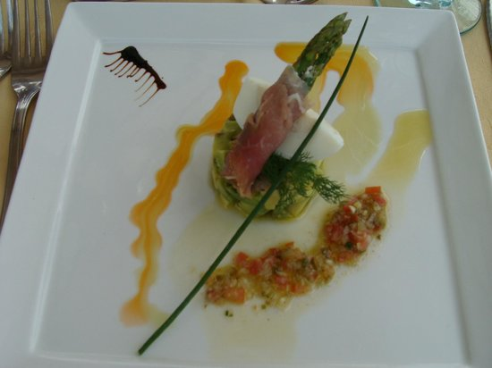 Neptune Mara Rianta Luxury Camp: dinner appetizer