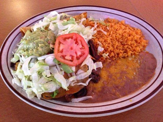 Fiesta Mexicana: Tacos rancheros