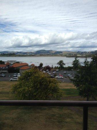 Millennium Hotel Rotorua: Our view of Lake Rotorua