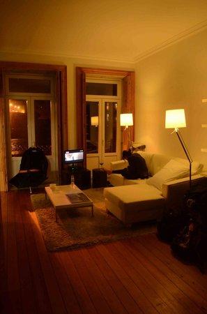 DesignOportoFlats : Living Room