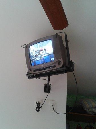 Hotel Natural: TV de tubo