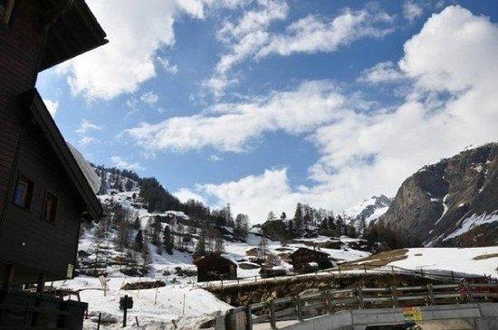 Matterhorn: Such a view