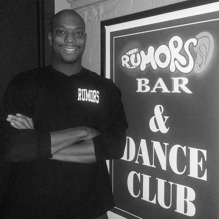 Rumors Lounge & Night Club : Owner
