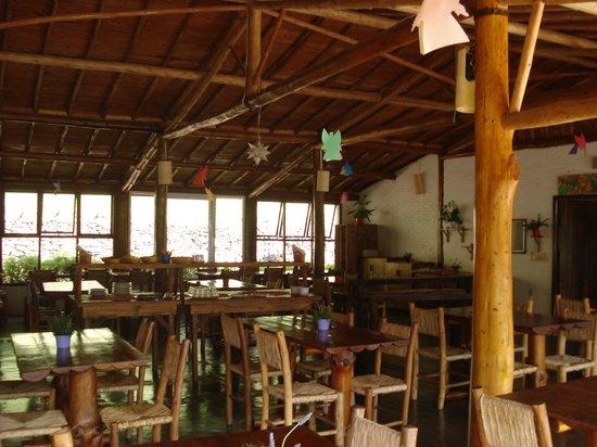 Joanopolis, SP: Salão de refeições