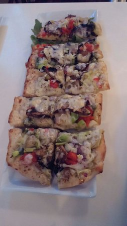 The Wine Valley : The delicious Paisano Flatbread