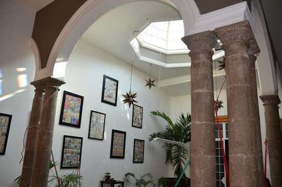 Hostel Guadalajara Centro : view