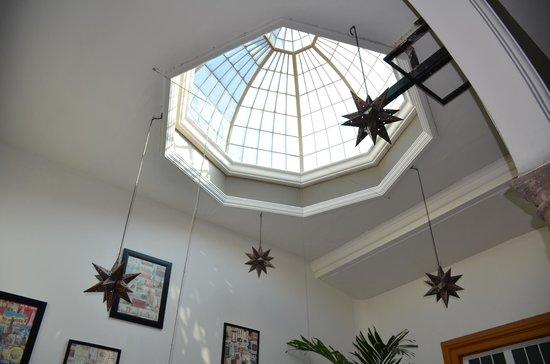 Hostel Guadalajara Centro: atrium