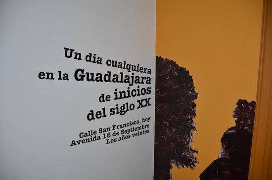 Hostel Guadalajara Centro: corner