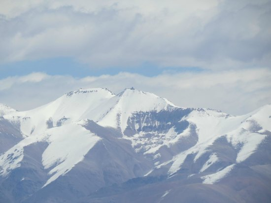 Mendoza Andes: Aconcagua, the highest mountain in the Americas