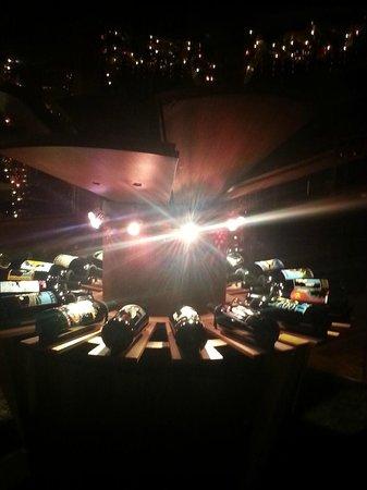 Del Frisco's: DelFrisco's James Bond Wine Bar