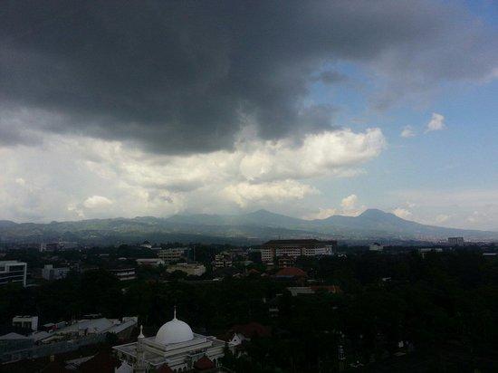 Aryaduta Bandung: View from room