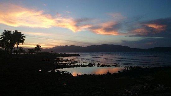 Villa La Caleta: Sunset