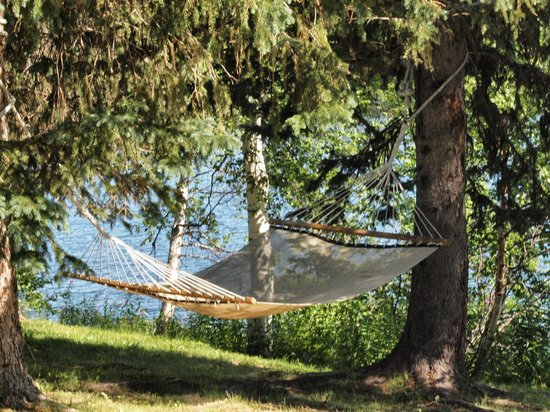 Winterlake Lodge: Hammock