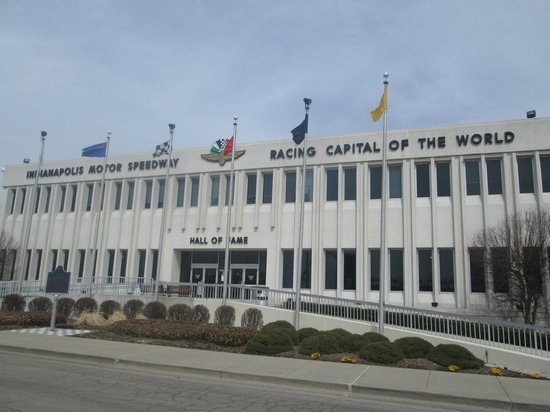 Indianapolis Motor Speedway Museum : Hall of Fame