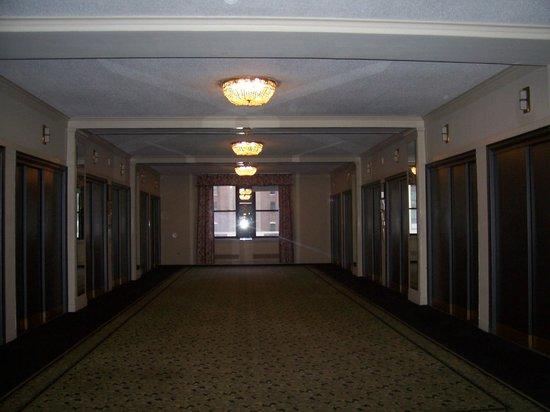 Hotel Pennsylvania New York: Lobby do andar