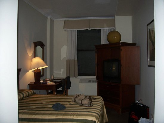 Hotel Pennsylvania New York: Quarto