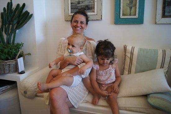 Casa e Bottega: me and the kids, casa bottega - positano