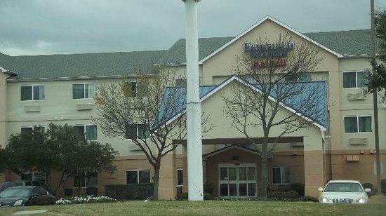 Fairfield Inn & Suites Houston I-10 West/Energy Corridor: Hotel front