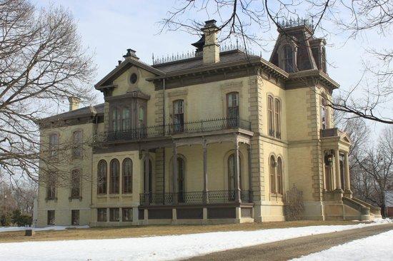 David Davis Mansion State Historic Site: David Davis Mansion